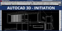 Autocad 3d initiation