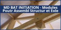 MD BAT - initiation poutr assembl eole structur