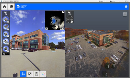 Formation Autodesk ReCap