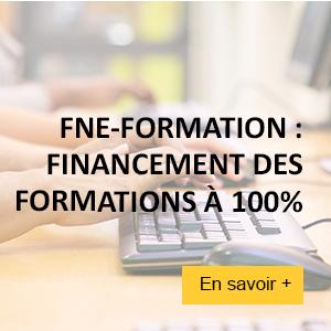 FNE formation : financement des formations à 100 %